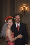 Lisa_and_wim_get_married